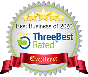 three best rated best business of 2020